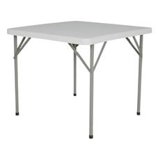 Wynajem stołów stół składany 86x86